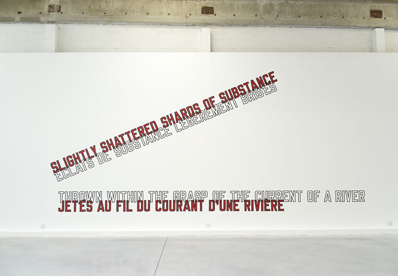 <p>Lawrence Weiner</p>